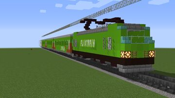 Flixtrain Siemens Vectron + BCVMBZ coaches | Germany Minecraft Map & Project