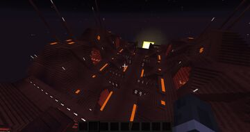 Nether Brick Storage Facility Minecraft Map & Project