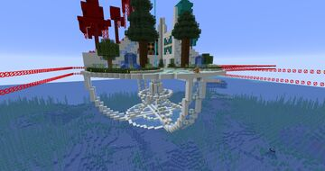 Community Meeting Halls on SingularityMC Minecraft Map & Project