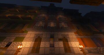 Casa Real Del Plaza Mayor en Madrid Minecraft Map & Project