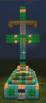 diamond sword Minecraft Map & Project