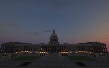 United States Capitol + Download Minecraft Map & Project