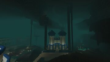 Innana's Descent to Netherworld Lapis-Lazuli Palast Minecraft Map & Project