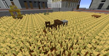 wheelbarrow, just becuse we can... Minecraft Map & Project