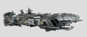 Spaceship Longford Minecraft Map & Project