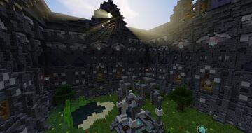Medieval Mini-Hub Minecraft Map & Project