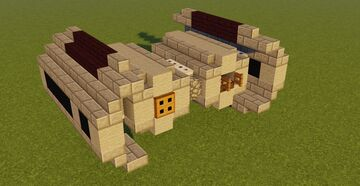 Star Wars [OT] TIE Bomber [Upd] Minecraft Map & Project