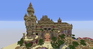 Arabella the bazaar of Mura Minecraft Map & Project