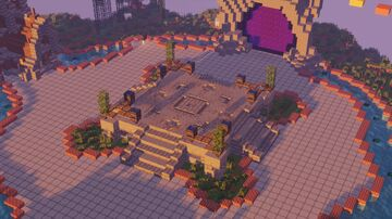 Small Server Hub/Lobby [FREE DOWNLOAD] Minecraft Map & Project