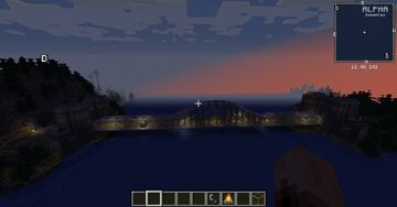 Ludendorff bridge (Blockfront map) Minecraft Map & Project