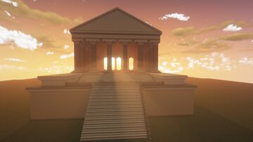 Temple of Saturn Minecraft Map & Project