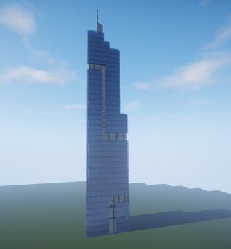 Zifeng Tower Minecraft Map & Project