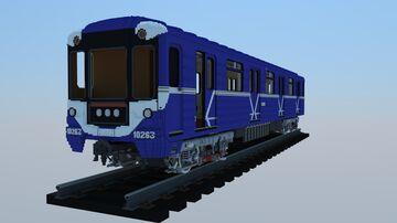 Train 81-540.7 Minecraft Map & Project