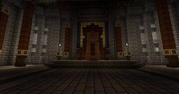 REIGN CASTLE Minecraft Map & Project