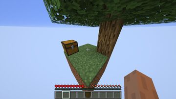 Extreme Sky block Minecraft Map & Project