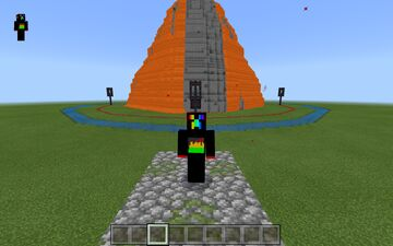 MOST PROTECTED VOLCANO Minecraft Map & Project