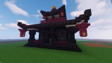 Japanese build - Jolicraft - Minecraft Map & Project