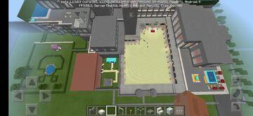 Este es mi palacio de Topkapy Minecraft Map & Project