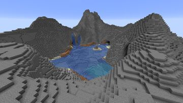 Caldera - Pirate Cove Project Minecraft Map & Project