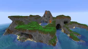 Caldera - Pirate Cove Project Minecraft Map & Project