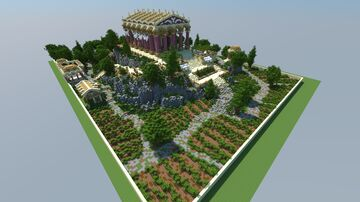 The Pantheon Of Thynus Minecraft Map & Project