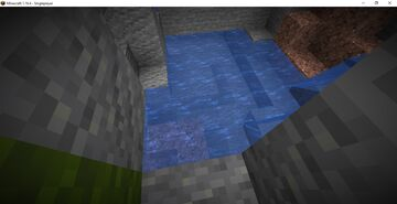 Lush and Submerged Caves!! Minecraft Map & Project