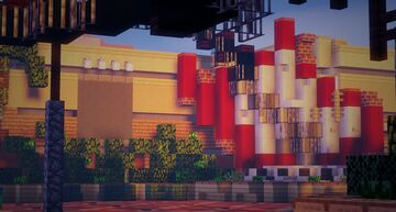 Rock 'n' Rollercoaster (2001 Recreation) Minecraft Map & Project