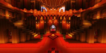 """1.16.2 Nether Map :""""D Minecraft Map & Project"""