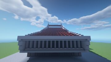 Omsk`s musical theatre Minecraft Map & Project