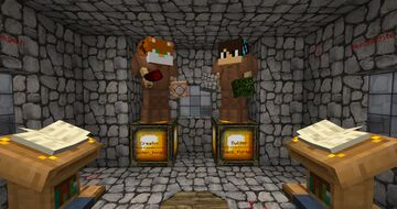 Treasure hunter 1 - The Mansion Minecraft Map & Project