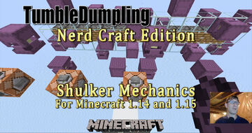 Updated Shulker Mechanics and How to Transport Them Minecraft 1.15.x and 1.14.x Minecraft Map & Project