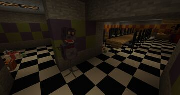 THE BEST FNAF MAP (MOD 1.12.2) Minecraft Map & Project