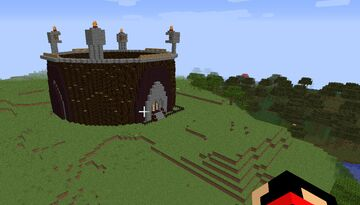 bonniegamer version of popularmmos arena Minecraft Map & Project