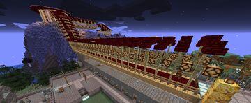 Zavine's Mario Cart Minecraft Map & Project