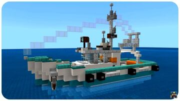 Minecraft Fishing Boat Download Tutorial Minecraft Map & Project