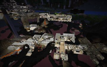 Site-[Redacted] Minecraft Map & Project