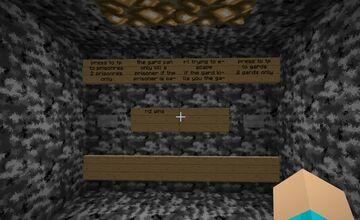 Ehren's torture chamber Minecraft Map & Project