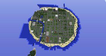 Custom Minetopia Map Minecraft Map & Project