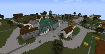 Call of Duty 3 - Poisson Minecraft Map & Project