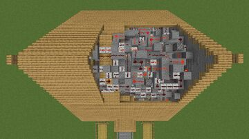 Secure Shop Minecraft Map & Project