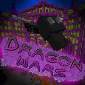 Dragon Wars | Elytra PvP | 2-11 players | Realms Map | 1.16.4/1.16.5 | By Command Realm Minecraft Map & Project