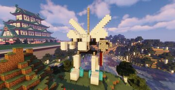 Exo-Force Gate Defender Minecraft Map & Project