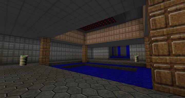 Classic Doom secret rooms!