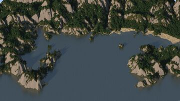 Uiscí Creagach Minecraft Map & Project