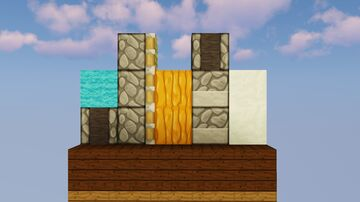 Minecraft Smallest Non-Lossless 1x2 AND 2x2 Pumpkin Door [Now with Download] Minecraft Map & Project