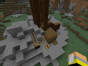 My Smart Mineshaft Minecraft Map & Project