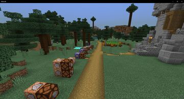 Command block world for Skippy 6 gaming Minecraft Map & Project