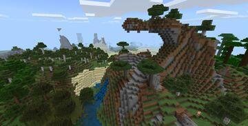 Minecraft Xbox 360 TU 73 5883930215007990116 Seed for Minecraft Bedrock 1.14.3+ Minecraft Map & Project