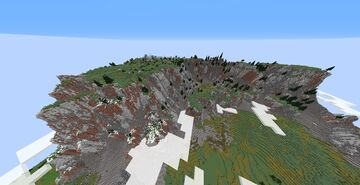 Stoned Mountains Minecraft Map & Project