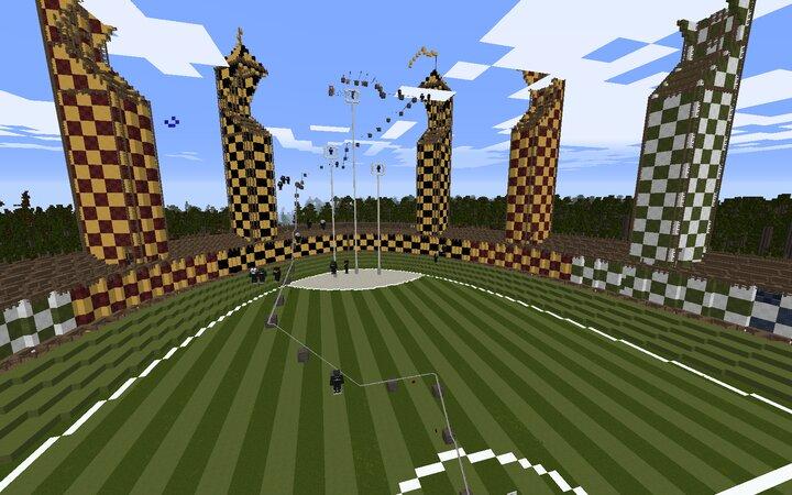Quidditch match system